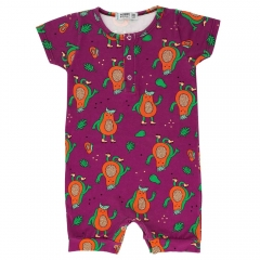Raspberry Republic Papaya Power Jumpsuit