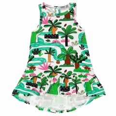 Raspberry Republic Amazing Amazonia Dress