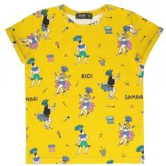 Raspberry Republic Samba de Janeiro T-Shirt