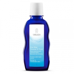 Weleda One Step Cleanser Toner - 100ml