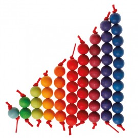 Grimm's Colourful Bead Stair