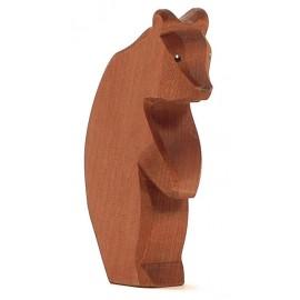Ostheimer Large Bear Standing Head Down
