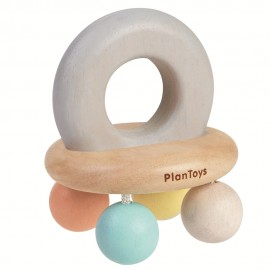Plan Toys Pastel Bell Rattle