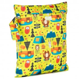 Baba + Boo Small Nappy Bag - Camping