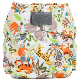 Baba + Boo Newborn Nappy - Jungle