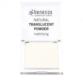 Benecos Translucent Powder - Mission Invisible - 6.5g