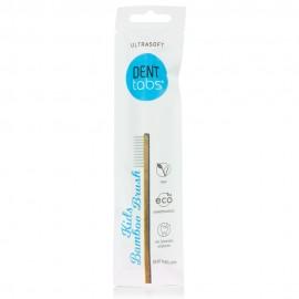 Denttabs Kids Bamboo Toothbrush