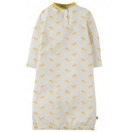 Frugi Bobbing Along Sleepy Baby Gown