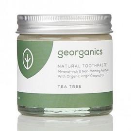 Georganics Natural Toothpaste - Tea Tree 60ml