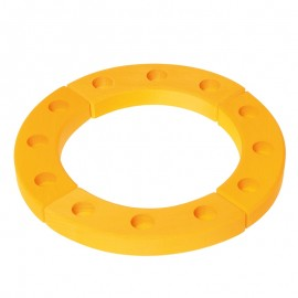 Grimm's Yellow Small Birthday Ring