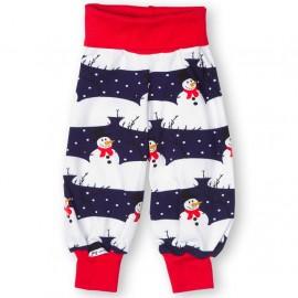 JNY Snowman Baby Pants
