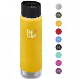 Klean Kanteen 20oz Wide Vacuum Insulated Cafe 2018