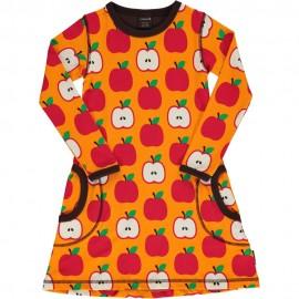 Maxomorra Classic Apple LS Dress
