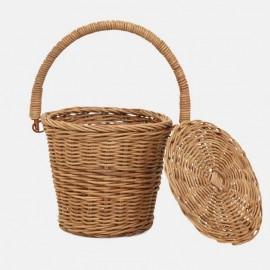 Olli Ella Little Apple Basket
