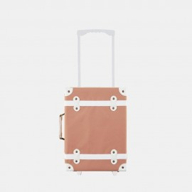 Olli Ella See-Ya Suitcase - Rust