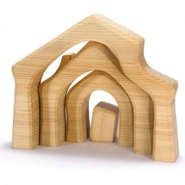 Ostheimer 4 Piece House Parts