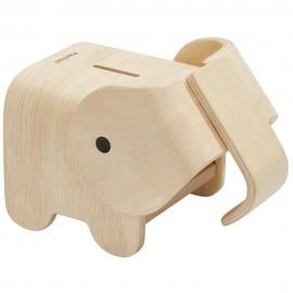 Plan Toys Elephant Money Bank