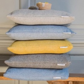 ReSpiin Zig Zag Wool Cushion Cover