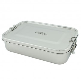 A Slice Of Green Yanam Leak Resistant Lunch Box 21.5 x 14.5cm