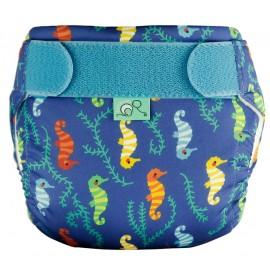 Tots Bots Swim Nappy Seahorses