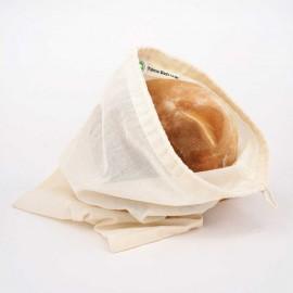Turtle Bags Organic Cotton Bread Bag - Large