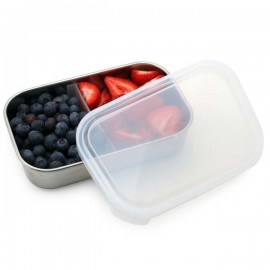 U-Konserve Divided Rectangle Container