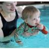 Pop-In Toddler Snug Swim Suit Tiger