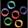 Grimm's Large Colour Spiral Magnet Puzzle