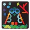 Grimm's Triangle, Square, Circle Magnet Puzzle