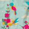 LGR Paradise Birds Sherpa Snowsuit