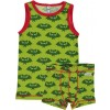 Maxomorra Bat Boxers & Vest Set