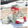 Frugi Happy Days Lovely Babygrow