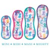Bloom & Nora Single Mighty Pad - Nora