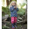 Frugi Raspberry Spot Puddle Buster Trousers