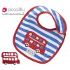 Piccalilly London Bus Bib