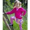 Maxomorra Cerise Pink Kids Hoody