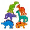 Lanka Kade Dinosaurs - Bag of 6