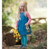 Frugi Leopard Claire Reversible Dress
