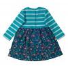 Frugi Little Bea Forest Fox Dress