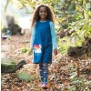 Frugi Ink/Rainbow Emmie Dress