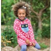 Frugi Owl Harriet Hoody Dress