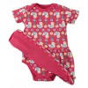 Frugi Ditsy Ducks Aria Body Dress