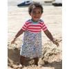 Frugi Fish Boat Neck Body Dress