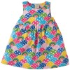 Frugi Rainbow Little Pretty Party Dress