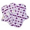 Eco Femme Purple Organic Pantyliner No PUL x3