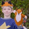 Sew Heart Felt Fox Puppet