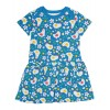 Frugi Aria Happy Hens Body Dress