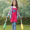 Frugi Owl Cerys Cord Dungarees