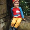 Frugi Bumble Bee Chester Lined Cord Trousers
