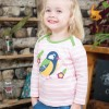 Frugi Finch Bobby Applique Top